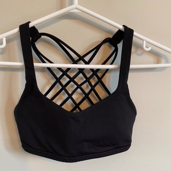 Free To Be Wild Lululemon sports bra A/B cup